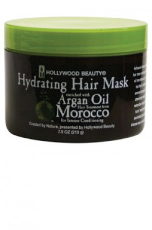 [Hollywood Beauty-box#40] Argan Oil Hydrating Hair Mask (7.5oz)