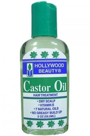 [Hollywood Beauty-box#15] Castor Oil (2oz)