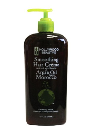 [Hollywood Beauty-box#39] Argan Oil Smoothing Hair Creme(12oz)