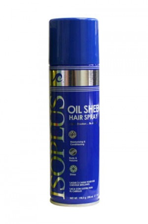 [Isoplus-box#50] Oil Sheen Hair Spray (7oz)