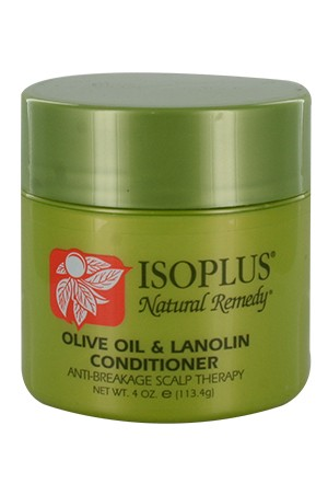 [Isoplus-box#54] Natural Remedy Olive Oil&Lanolin Conditioner (4oz)