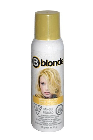 [Jerome Russell-box#1] B Blonde Color Spray Beach Blonde (3.5oz)
