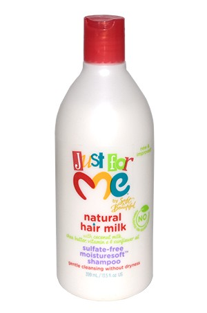 [Just for Me-box#21] Hair Milk Sulfate Free Moisturesoft Shampoo(13.5)