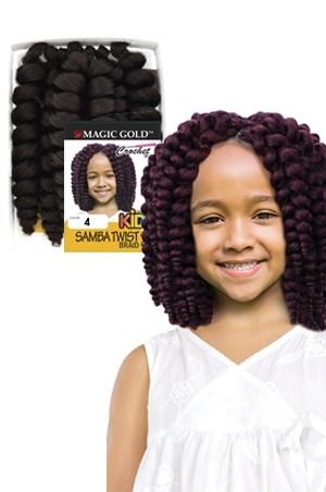 """Kids Samba Twist Braid#2 8"""""""