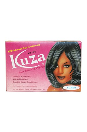 [Kuza-box#17] Hair Relaxer Kit