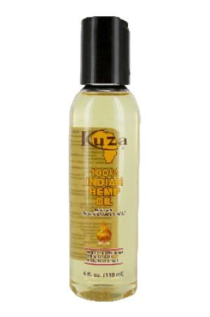 [Kuza-box#28] 100% Indian Hemp Oil (4 oz)
