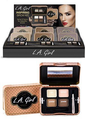 [L.A.Girl-#GCD118.1] Inspiring Brow Kit (3 Kinds/12 each)