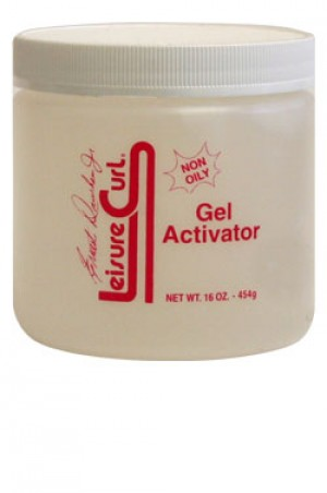 [Leisure-box#11] Gel Activator (16oz)