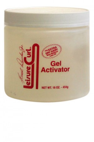 [Leisure-box#10] Gel Activator - for Extra Dry Hair (16oz)