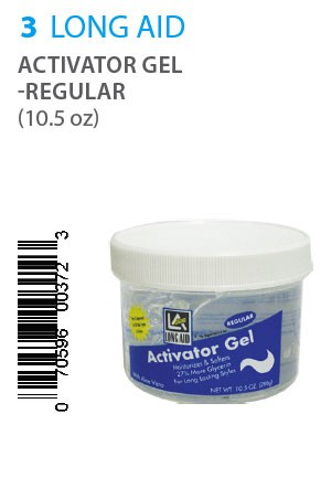 [Long Aid-box#3] Act. Gel-Reg (10.5oz)jar