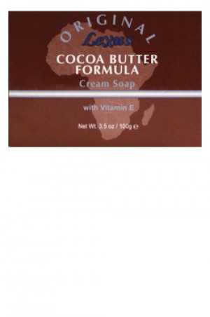 [Lexus -box#2] Lexus Original Cocoa Butter Formula Cream Soap w/ Vitamin (100g)
