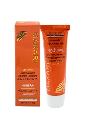[Makari-box#58] Extreme Argan & Carrot Gel (1.0 oz)