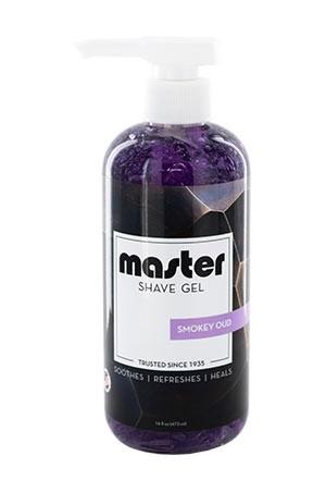[Master-box#8] Smokey Oud Shave Gel (15 oz)