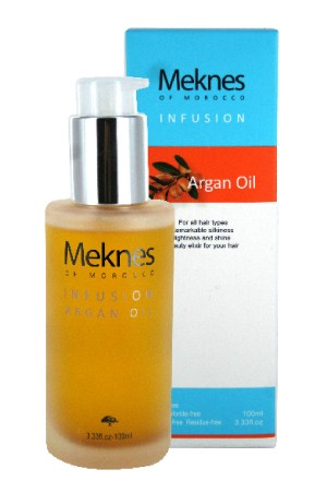 [Meknes-box#1] Of Morocco Infusion Argan Oil 3.3oz