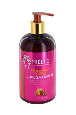 [Mielle Organics-box#8] Pomegranate & Honey Curl Smoothie (12oz)