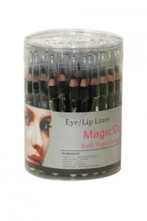 [Magic Gold-Box#45] Mini Lip & Eye Liner (6 dz/jar)