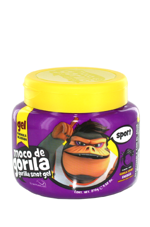 [Moco de Gorila#10]  Moco De Gorila Gel Sport=Purple Jar (9.52oz)