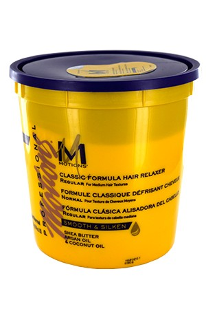 [Motions-box#69] Hair Classic Formula Relaxer -Reg(4Lb)