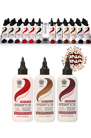 [My DNA-box#11] Essence Semi-Permanent Hair Color