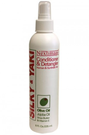 [Nextimage-box#1] Silky & Yaki - Conditioner & Detangler (8oz)