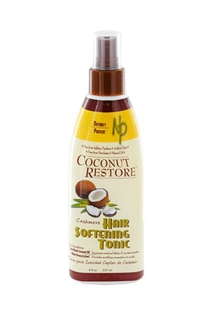 [Nature's Protein-box#8] Coconut Restore hair Softening Tonic (8 oz)