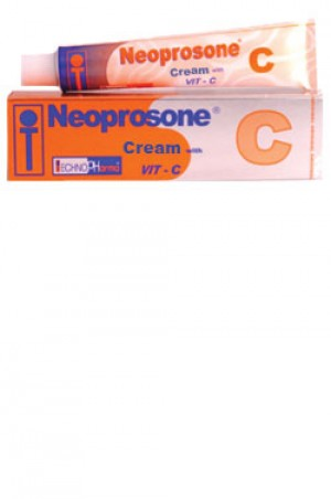 [Neoprosone-box#7] Vitamin C Cream (50g)