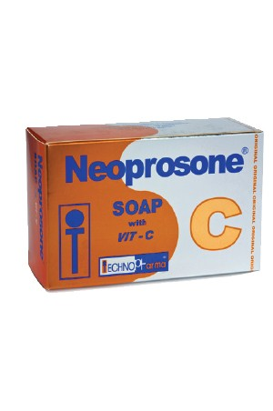 [Neoprosone-box#10] Vitamin C Soap (200g)