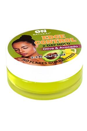 [Nextimage-box#56] ON Olive & Avocado Edge Control Hair Gel(2.3oz)