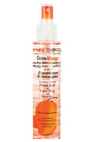 [Nextimage-box#32] Coco Mango 2 in 1 Conditioner & Detangler (4.5oz)