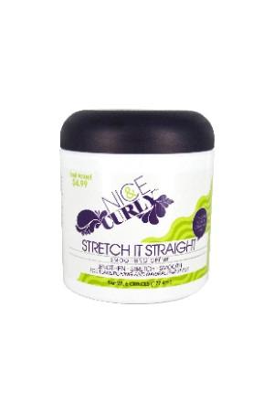 [Nice & Curly-box#3] Stetch it Straight (6oz)