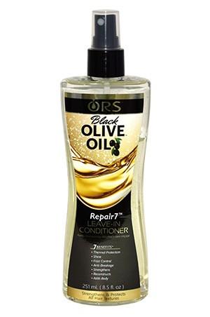 [Organic Root-box#119] Black Olive Oil Repair7 Leave-In Conditioner (8.5oz)