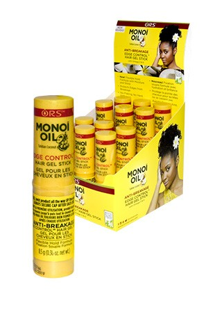 [Organic Root-box#123] Monoi Oil Edge Control Hair Gel Stick(0.3oz)