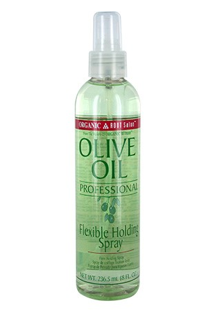 [Organic Root-box#65] Olive Oil Flexible Holding Spray (8oz)