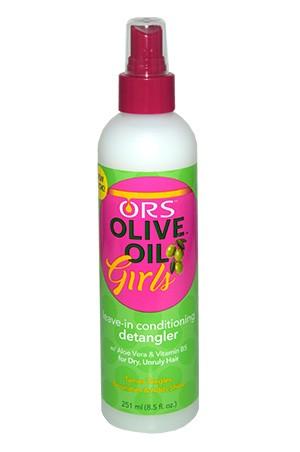[Organic Root-box#80] Stimulator OLIVE OIL GIRLS Leave in Conditioning Detangler (8.5oz)
