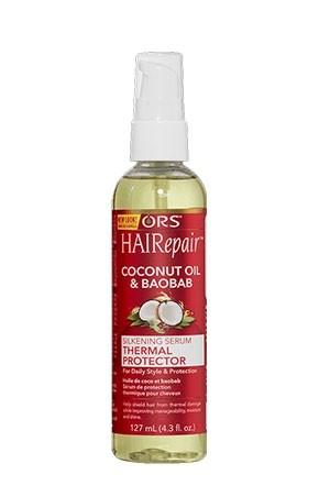 [Organic Root-box#151] HAIRepair Coconut Oil &Baobab Silkening Serum (4.3 oz)