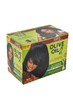 [Organic Root-box#1] Olive Oil Relaxer -Normal
