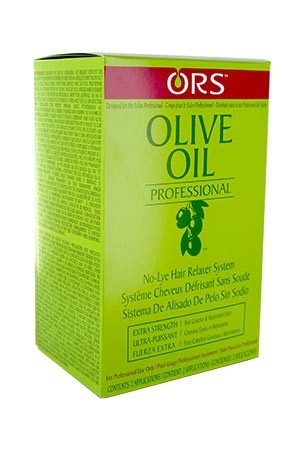 [Organic Root-box#4] Olive Oil Relaxer Twin pak-Super(Extra strength)
