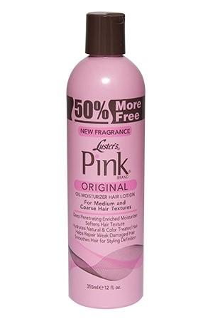[Pink-box#4B] Oil Moisturizer Hair Lotion(12 oz) -Bonus