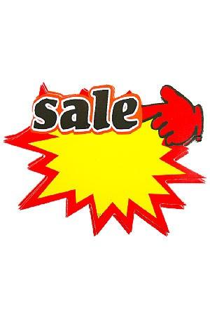 [#2646] POP Price Tags (Sale) -10pcs/Pk