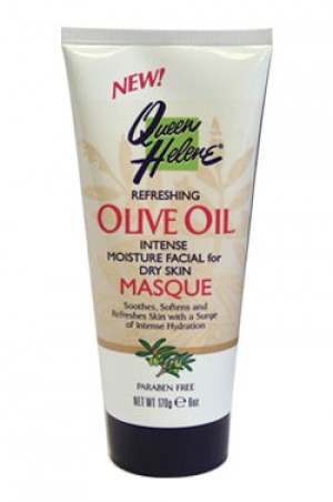 [Queen Helene-box#37] Olive Oil Facial Masque (6oz)