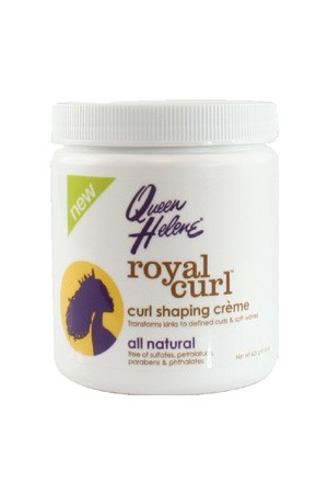 [Queen Helene-box#59] Royal Curl Curl Shaping Creme (15 oz)