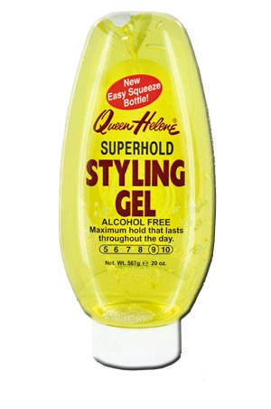 [Queen Helene-#68] Superhold Styling Gel (20oz)