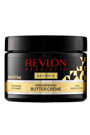 [Revlon-box#20] Black Seed Oil Butter Creme (10.1 oz)