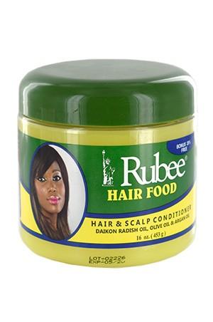 [Rubee-box#17] Hair Food Hair&Scalp Conditioner (16oz)