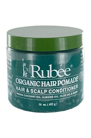 [Rubee-box#18] Organic Hair Pomade Hair&Scalp Conditioner (16oz)