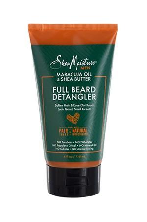 [Shea Moisture-BOX#79] Full Beard Detanger (4oz)