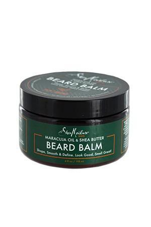 [Shea Moisture-BOX#80]  Beard Balm (4oz)