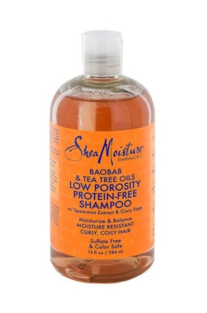 [Shea Moisture-box#109] Low Porosity Shampoo (13 oz)