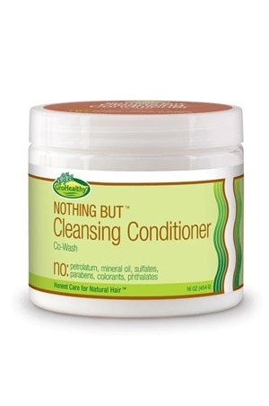 [Sofn'free-box#39]  Nothing But Cleansing Conditioner (16 oz)