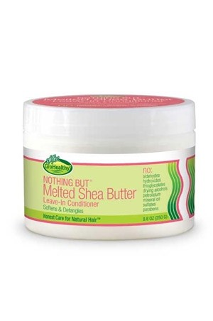 [Sofn'free-box#43] Nothing But Melted Shea Butter (8.8 oz)